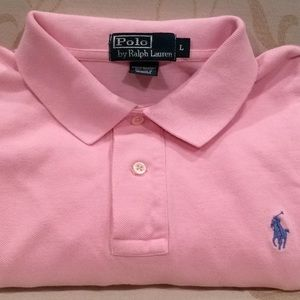 """LIKE NEW """"POLO by RALPH LAUREN"""" SS POLO"""